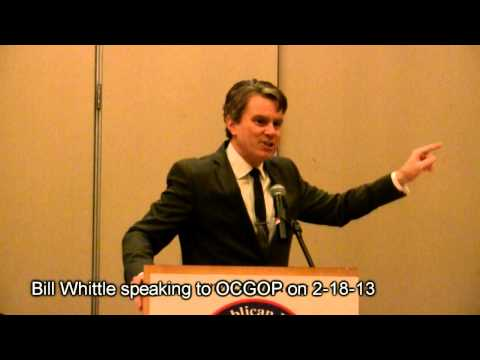 Bill Whittle Speaking at OCGOP on 2-18-13
