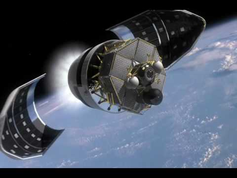 Nasa Spaceship Design Is a spacecraft design