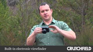 Fujifilm X-E1 Digital Camera Review | Crutchfield Video