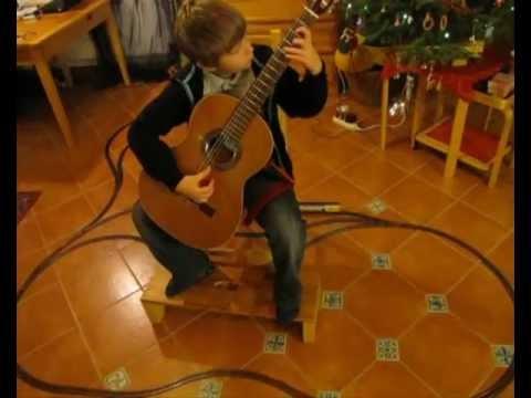 Leo Brouwer: Cancion de cuna - Gergely Gembela