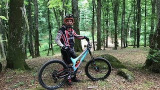 Specialized Demo 8 carbon 650b 2017