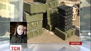 8 українських солдатів поранено під час бою поблизу Маріуполя - : 3:56 - (видео)