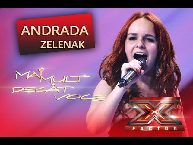 """Alicia Keys - """"Girl on fire"""". Vezi aici cum cântă Andrada  Zelenak la X Factor"""