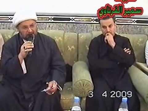 الشيخ هاني الكرناوي والحاج باسم الكربلائي قوي جدا