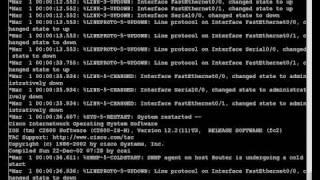 Cisco Password Recovery