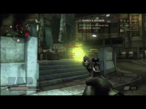 Killzone 2 Multiplayer Weapons Guide M4 Revolver Video