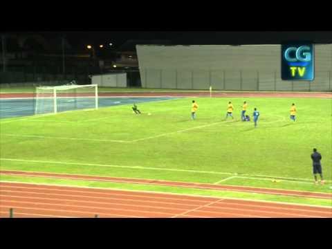 Martinique/Basse-Terre - le résumé du match