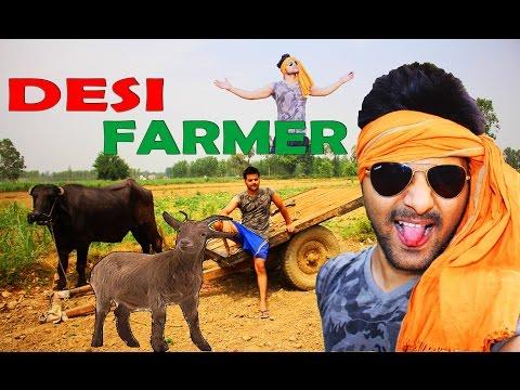 5 things to become a Desi Farmer | Incredible India | Rj Rahul Sharma