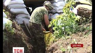 На Донеччині шахту «Бутівка» українські бійці перетворили на фортецю - (видео)