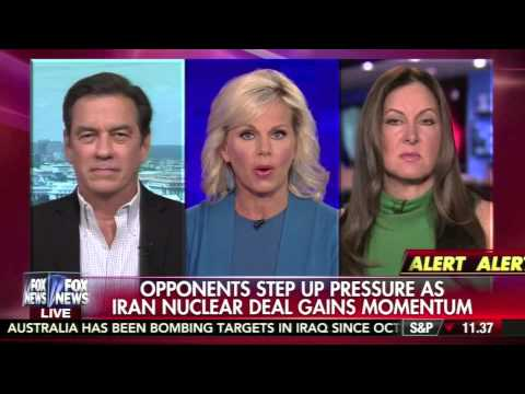 Trump and Cruz Oppose Iran Nuclear Deal - Leslie Marshall on The Real Story 9/9/15