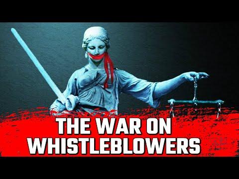 War on Whistleblowers (ft. Edward Snowden & David Carr) 2015 • FULL DOCUMENTARY • BRAVE NEW FILMS