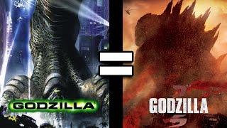 Download 24 Reasons Godzilla (1998) & Godzilla (2014) Are The Same Movie 3Gp Mp4