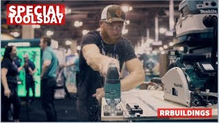 STAFDA 2018: Whats new from Makita - Special Toolsday
