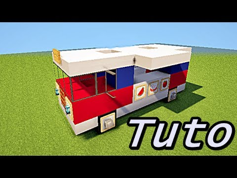 minecraft tuto voitures camions f1 4x4 youtube. Black Bedroom Furniture Sets. Home Design Ideas