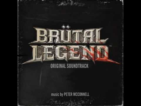 Peter Mcconnel - Brutal Legend - Spirit Of Bladehenge
