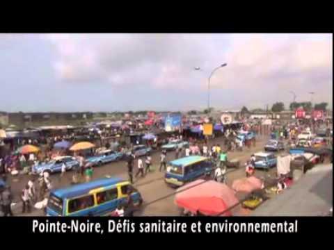 Pointe-Noire, défis sanitaire et environnemental