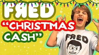 Клип Fred Figglehorn - Christmas Cash