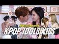 K-Pop Kissing Moments! | KPOP COMPILATION