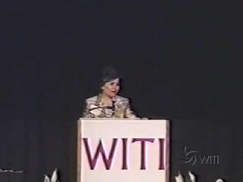 Rosalyn S Yalow: WITI Hall of Fame 1997 Induction Video - Women In Technology International