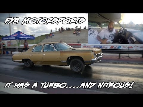 THIS 5.3 LS TURBO AND NITROUS POWERED SLEEPER WILL FOOL YOU!! MOST EPIC GOPRO FOOTAGE EVER!!