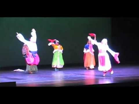 Azari Dance By Persian Cultural House Group video