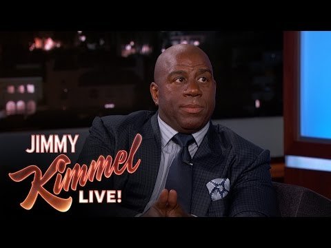 Magic Johnson's Advice for the Lakers