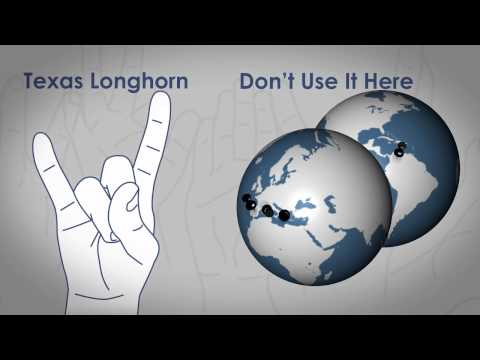 American Hand Gestures in Different Cultures - 7 Ways to Get Yourself in Trouble Abroad