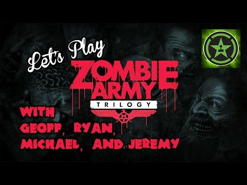 Let's Play - Zombie Army Trilogy