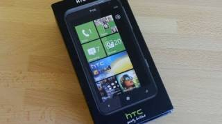 HTC Titan Unboxing