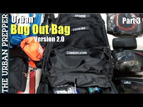 Urban bug out bag part 3 quotes