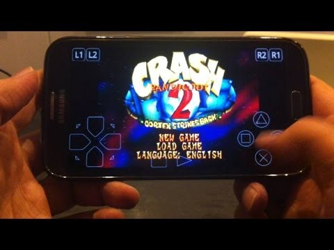 Playstation 1 Ps1 Psx On Android With Epsxe Psone Psx