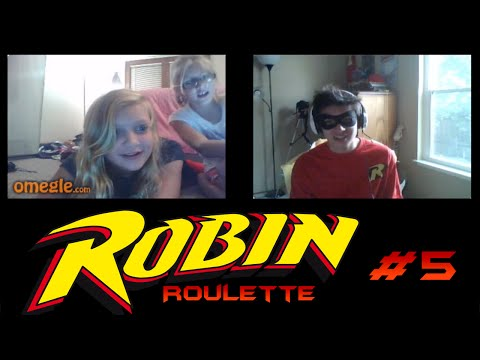 Robinroulette #5 - Preteen Girls Thinks They're 16! video