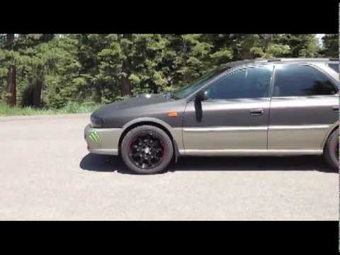 Lifted Subaru Impreza >> Completed 2000 Subaru Impreza Outback Sport (Please read the description below) - YouTube