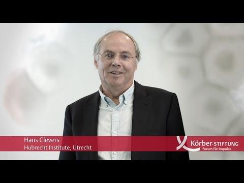Hans Clevers – Körber-Preisträger 2016