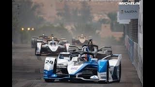 Highlights Addiriyaheprix 2018 2019 Fia Formula E Michelin Motorsport