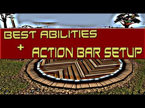 Setting Up The Ultimate Action Bar – Melee