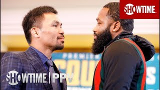 Pacquiao vs. Broner: Preview | Jan. 19 on SHOWTIME PPV