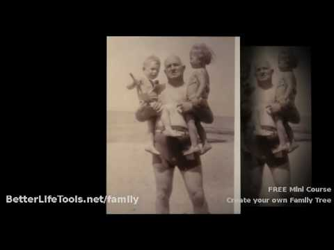 FREE Family Tree Template Mini Course