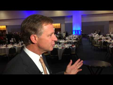 Gov Bill Haslam talks about free college