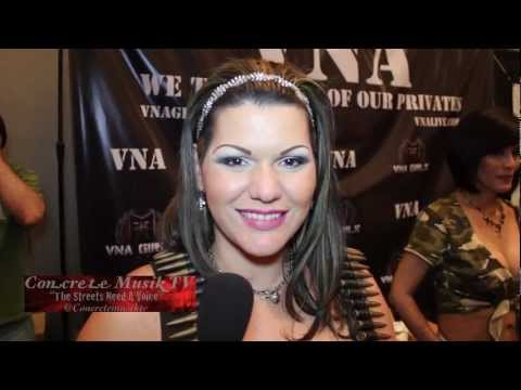 Angelina Castro Aee 2013 Interview video