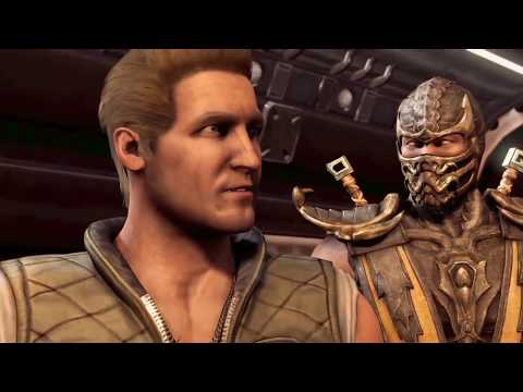 Mortal Kombat X Full Movie 2016 All Cutscenes REMASTERED [1080p HD] Mortal Kombat XL Edition