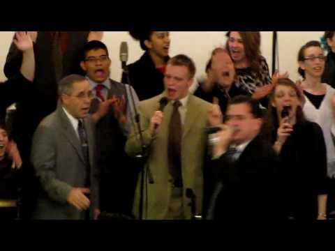 Spokane Cornerstone Pentacostal Church - Holy Ghost Praise And Worship - 2010-05-02 2 Min 720p video