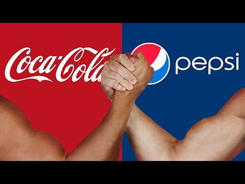 10 Biggest Business Rivalries Of All Time