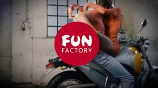 Septième Ciel - Moody G5 Fun Factory - Vibromasseur Anal et Point G nervuré