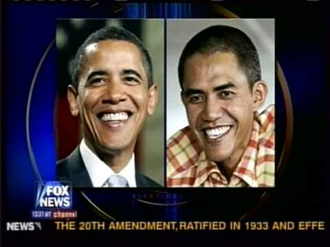 Obama Clone in Indonesia!