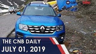 Renault Duster Facelift | Audi e-tron | Mahindra Super XUV300