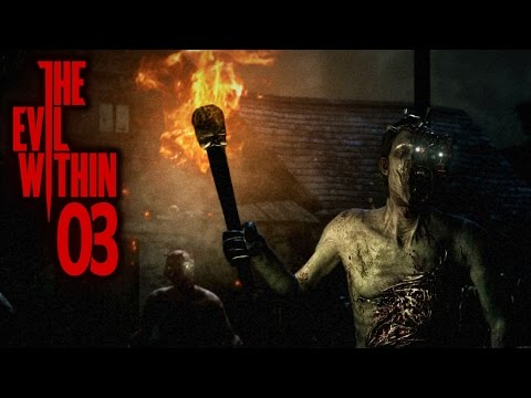 THE EVIL WITHIN [PS4] #003 - Menschen zu Monstren ★ Let's Play The Evil Within