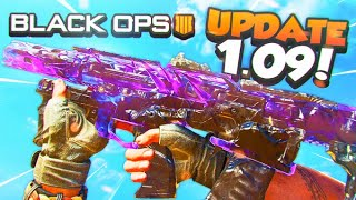 USE THESE WEAPONS TO DOMINATE IN BO4 AFTER PATCH 1.09! THE BEST WEAPONS IN BLACK OPS 4 RIGHT NOW!