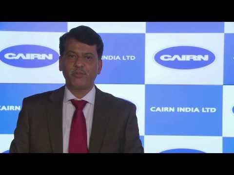 Cairn India CEO P. Elango announces Q3 FY14 Results