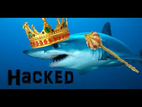 Hacked Games EP3-Hungry Shark World (King Meglodon of the Arabian Sea!)
